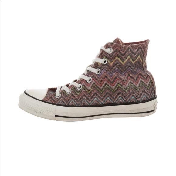 Converse Shoes - Missoni x Converse All Star chevron converse f62ec7863